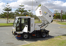 City of Rockingham - Scarab Minor with high dump hopper
