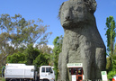 Giant Koala at Dadswell Bridge